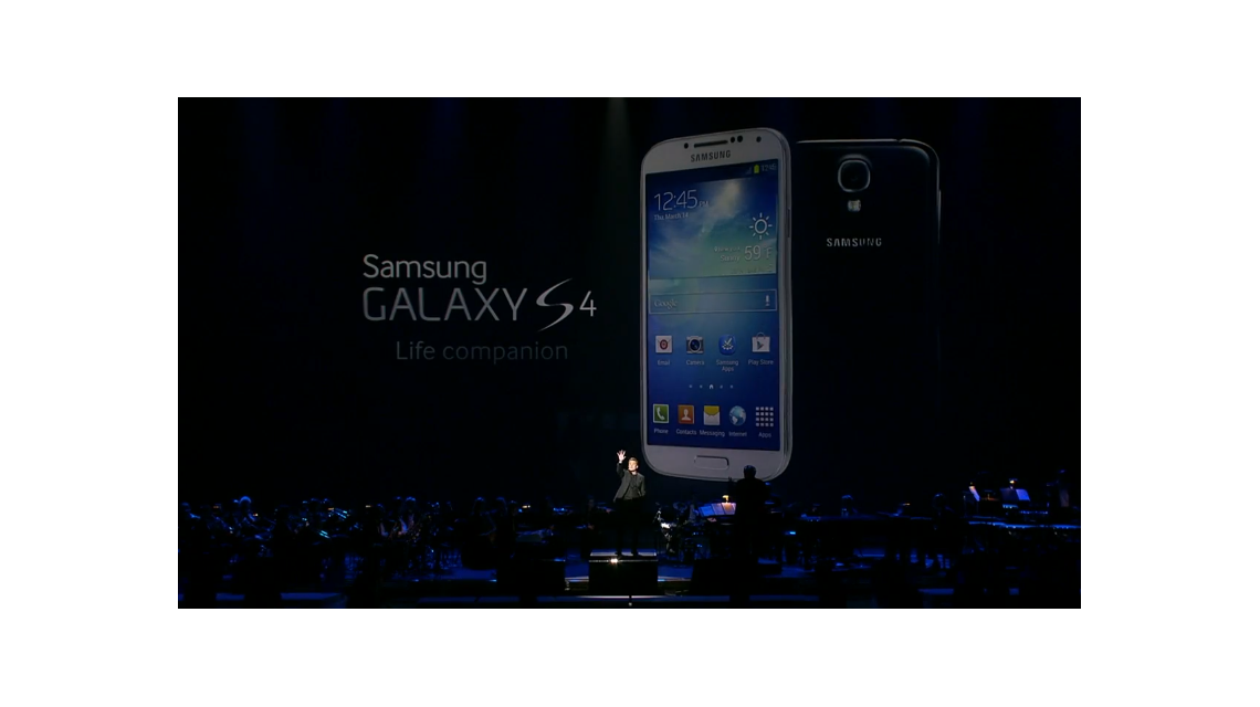 ¿Cómo es y qué funciones tiene el nuevo Samsung Galaxy S4?