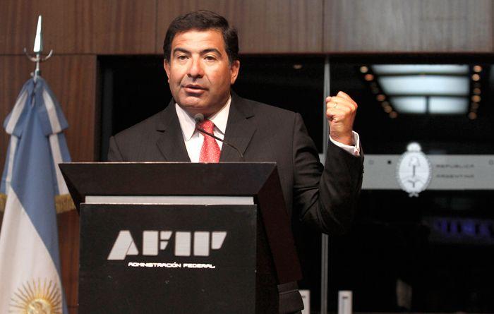 La AFIP investigará a la empresa constructora de Lázaro Báez