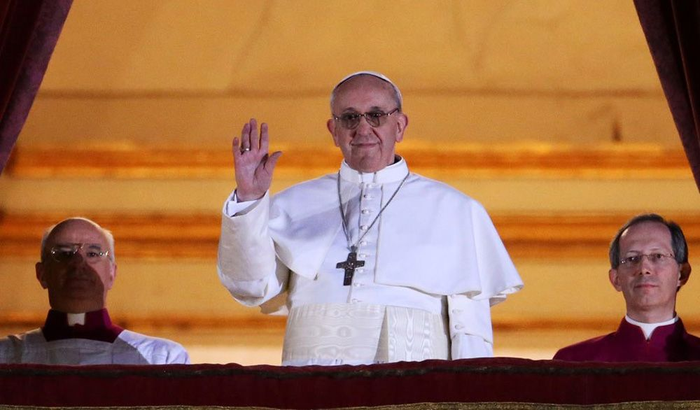 Francisco I es una promesa para la Iglesia mundial