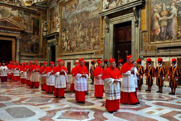 El martes comienza el cónclave para elegir al nuevo Papa