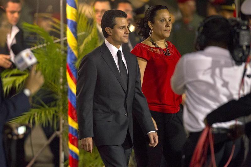 Varios líderes mundiales participan del funeral de Estado