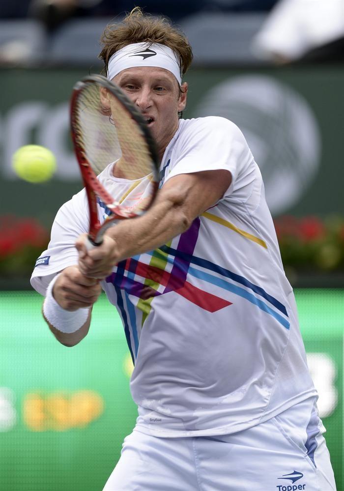 Nalbandian debutó con una buena victoria en Indian Wells