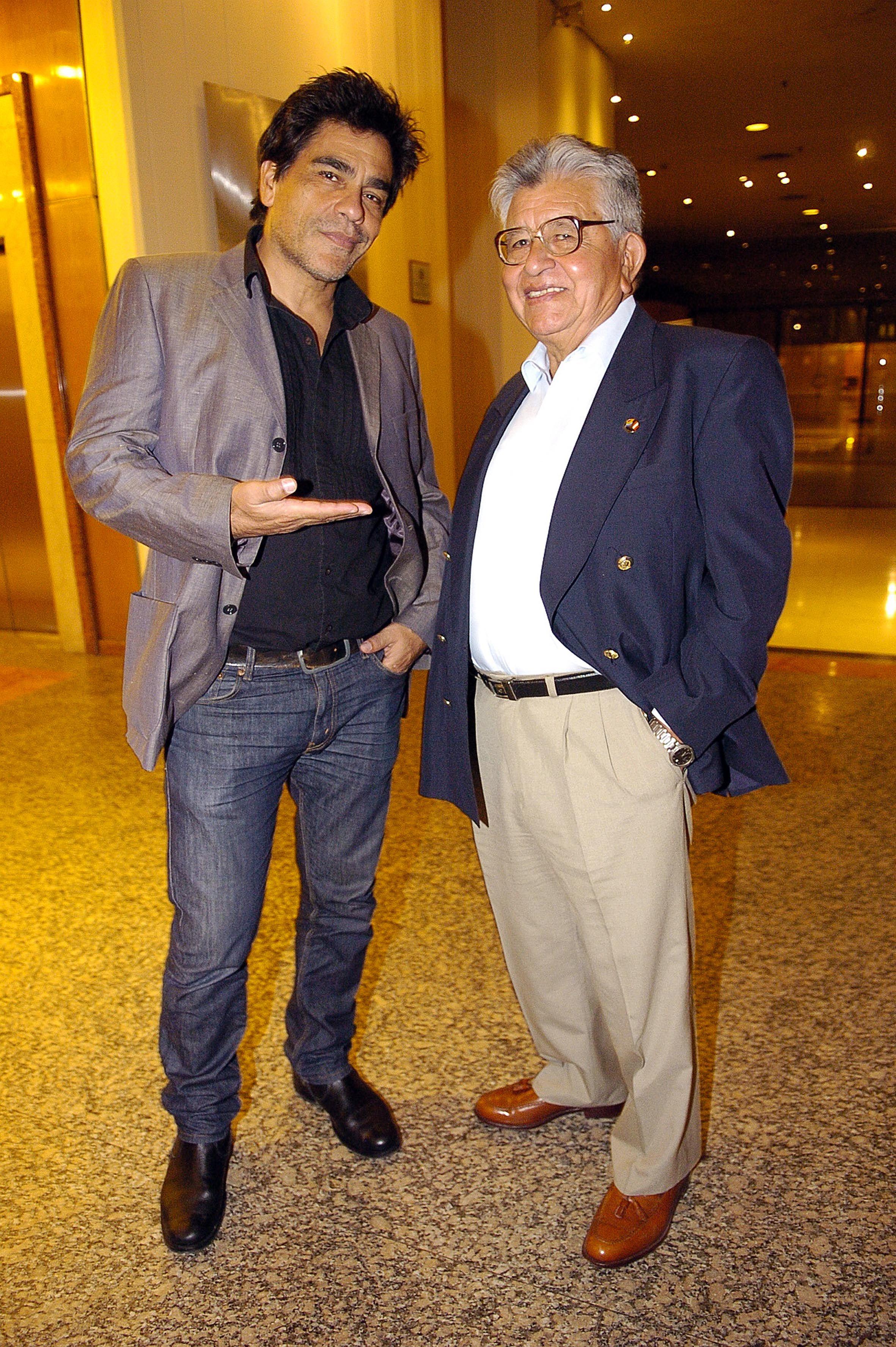 Juan Palomino y José Palomino