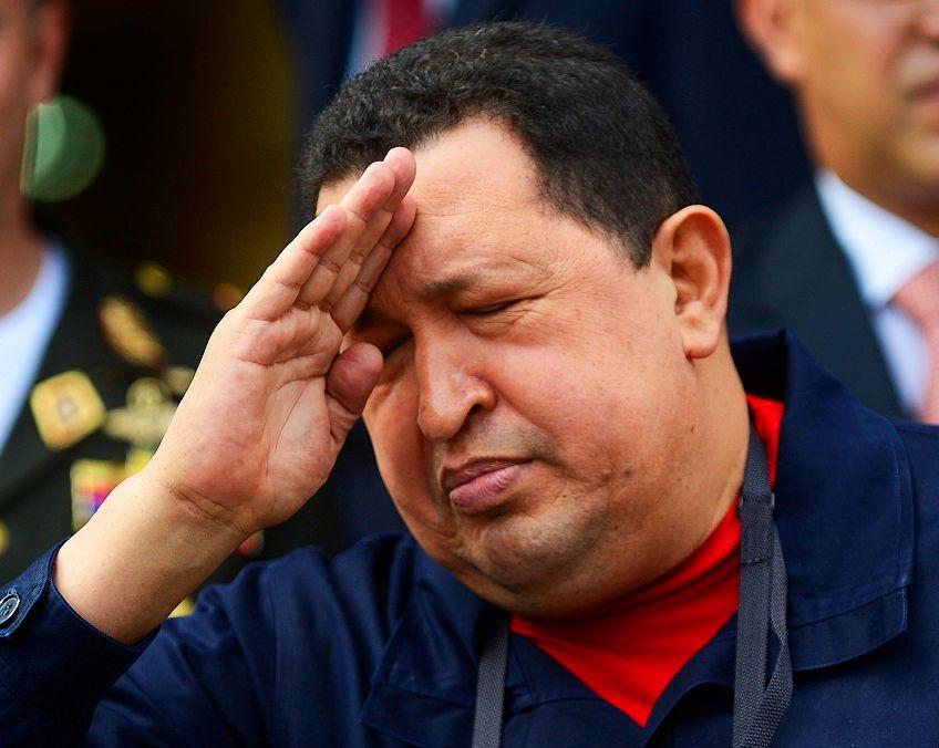 Debaten elegir a Hugo Chávez como presidente eterno del PSUV