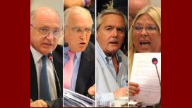 La oposición cuestiona la designación de Axel Kicillof en Economía