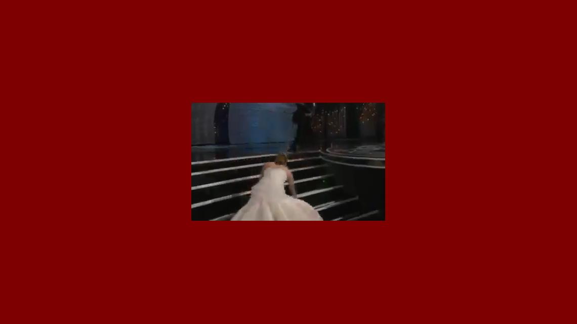 La caídad de Jennifer Lawrence