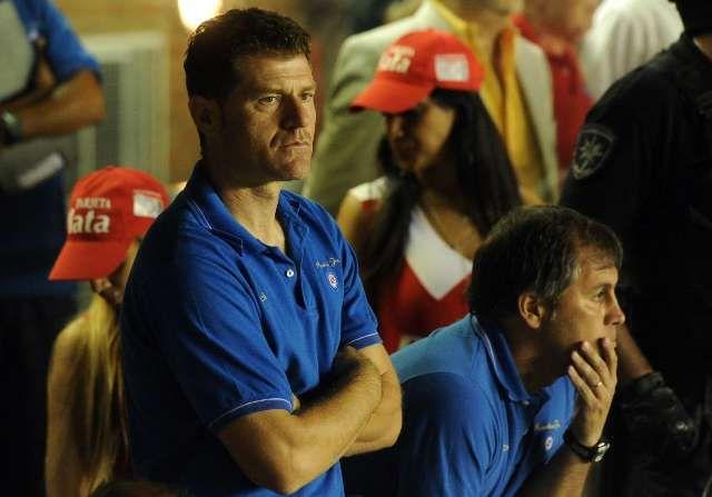 Gabriel Schurrer dejó de ser el DT de Argentinos Juniors