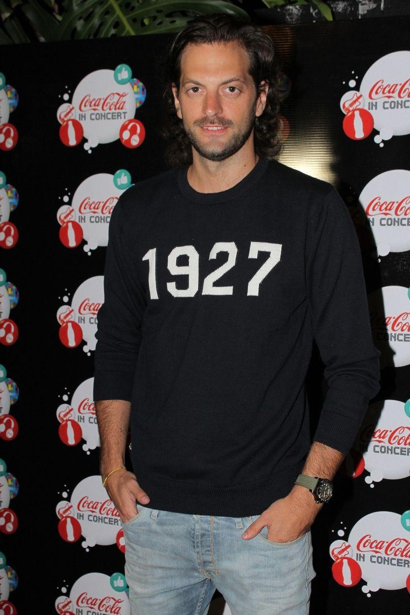 El rifle Varela disfrutó del show de Jamiroquai en el vip de Coca-Cola