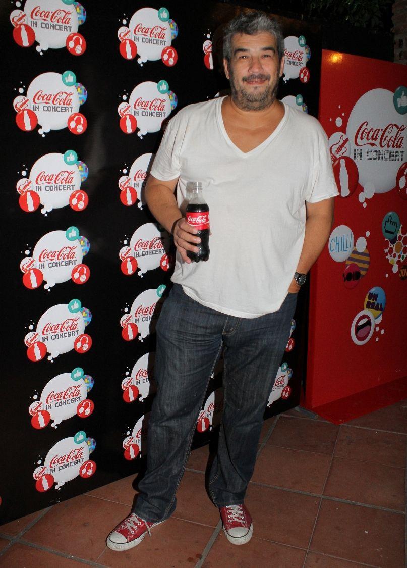 El Chavo Fucks vivió el show de Jamiroquai en el vio de Coca-Cola