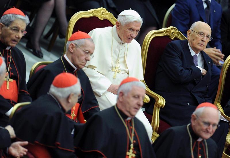 Renunció el Papa: dejará el cargo a fin de mes
