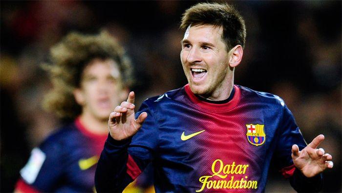 Las 26 canciones homenaje a Lionel Messi