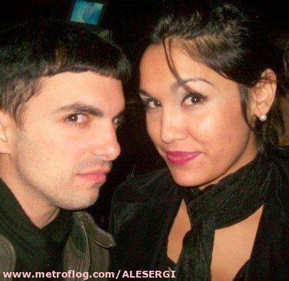 La ex de Ale Sergi amenaza con mostrar sus videos hot