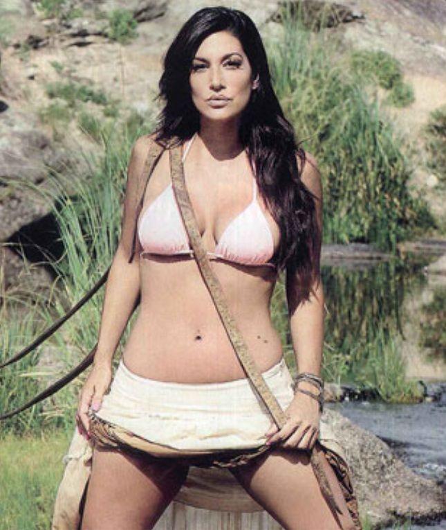 silvina escudero: cayetano todavía no me vio desnuda
