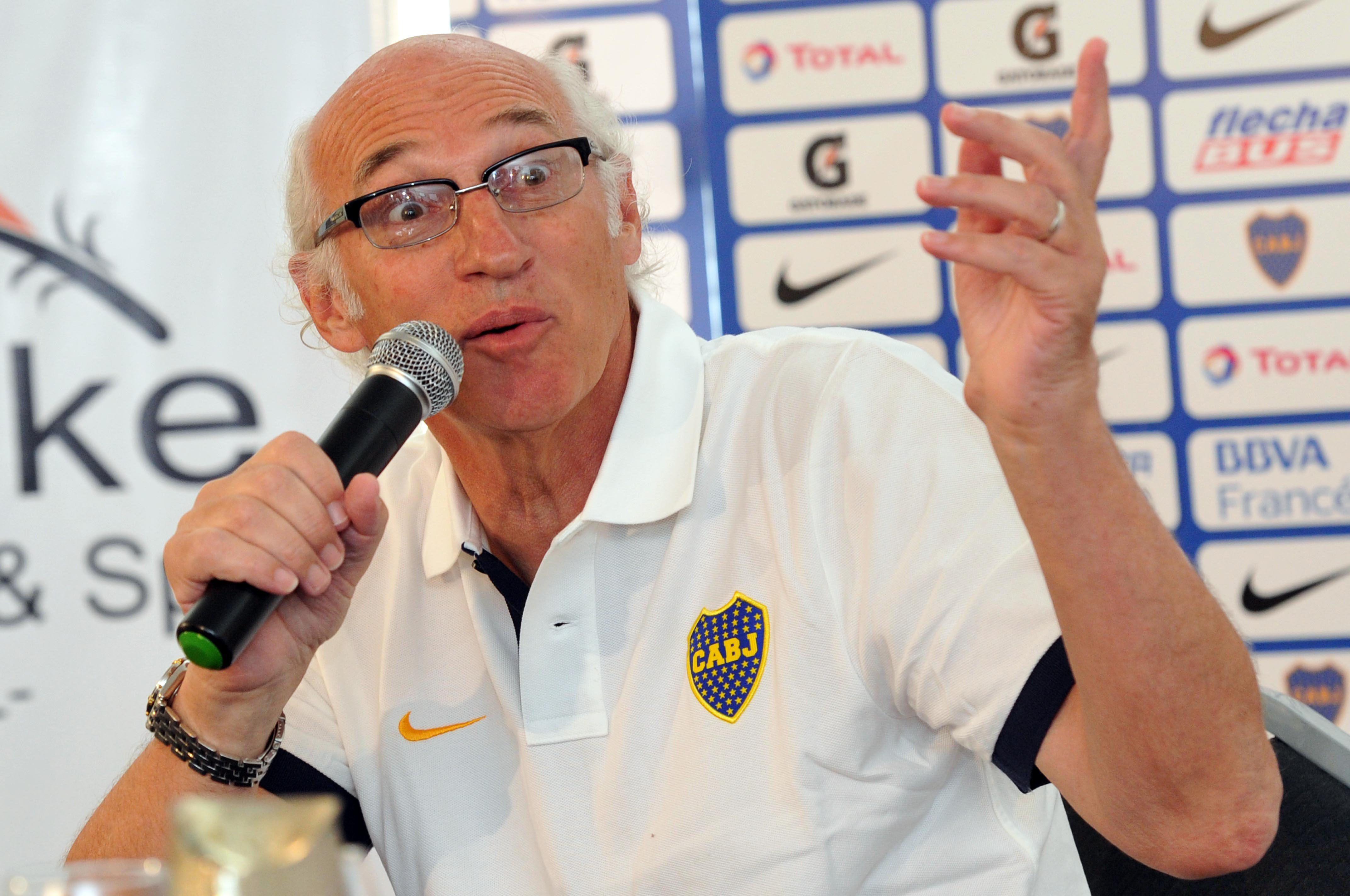 Bianchi: Riquelme es el mejor jugador de la historia de Boca