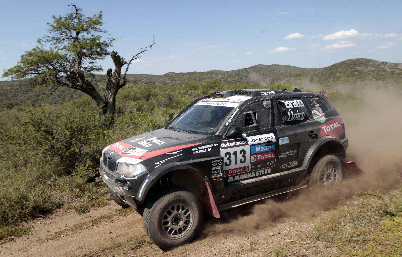 Orly Terranova hace historia: se quedó con la décima etapa del Dakar