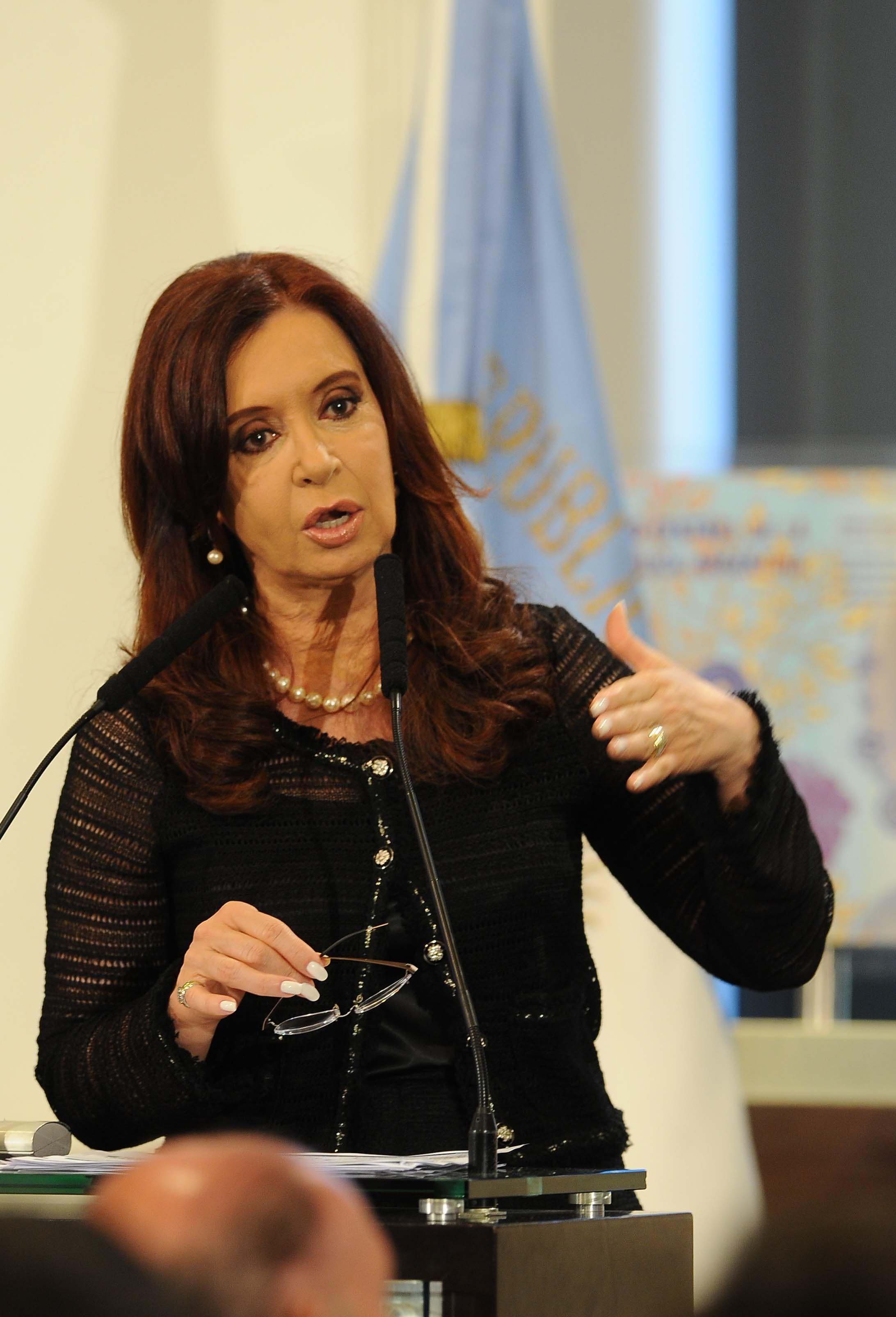 CFK: el verdadero enojo del FMI es porque se canceló deuda