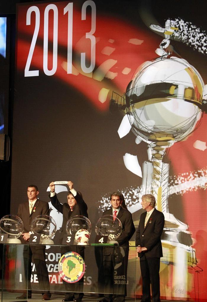 Boca jugará con Nacional, Barcelona y Toluca en la Copa Libertadores 2013