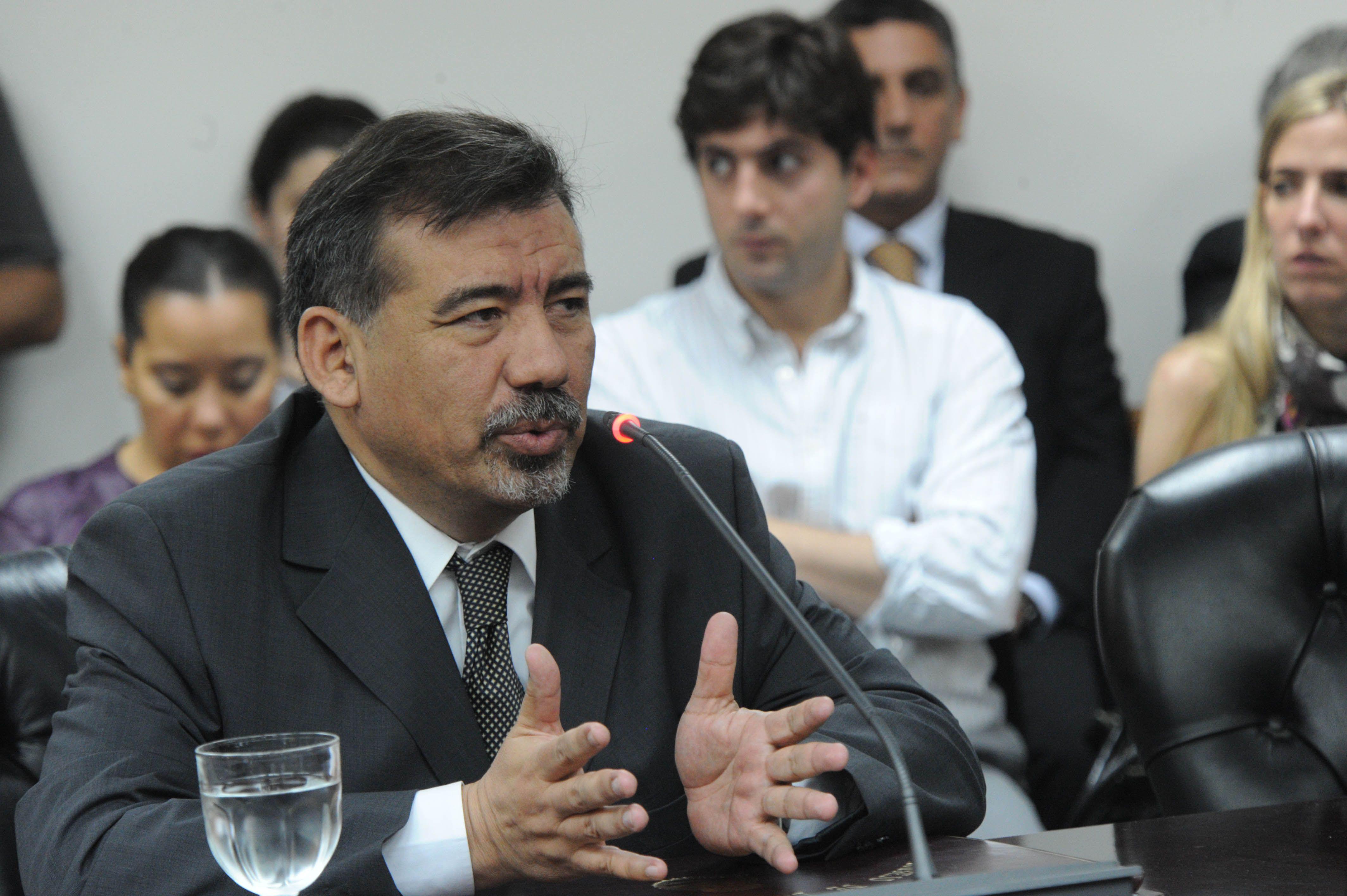El juez Horacio Alfonso