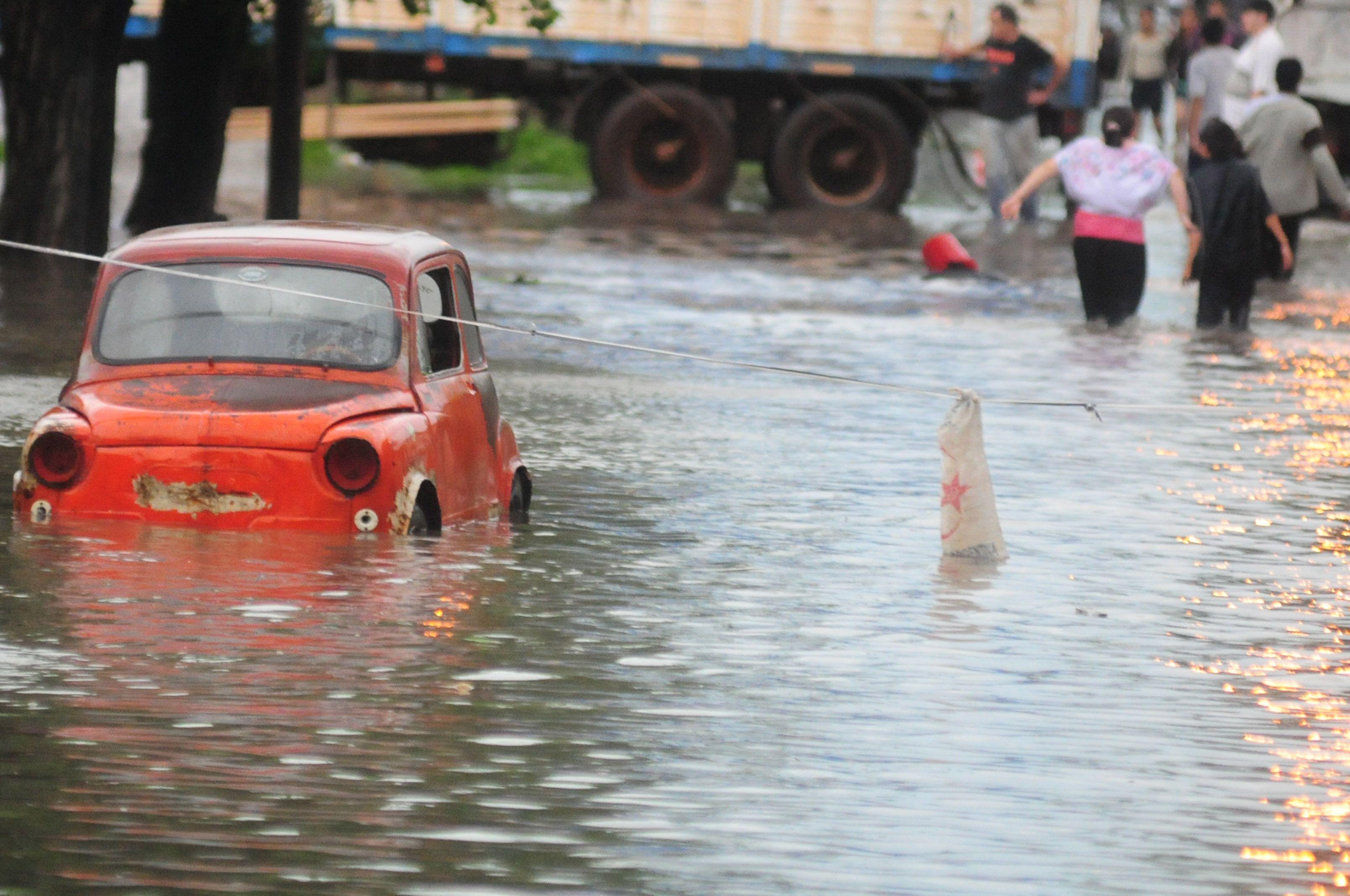 Al menos tres muertos en Provincia por el temporal
