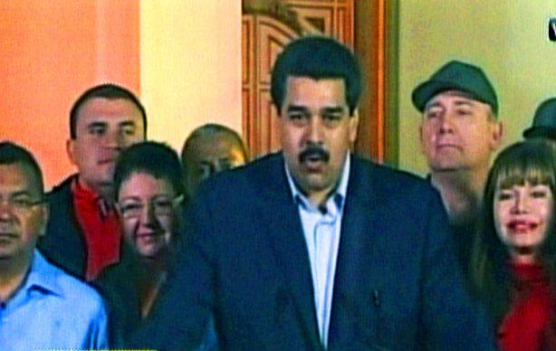 Maduro confirmó que es delicada la salud de Hugo Chávez y que sufre complicaciones