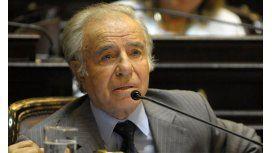 ¿Qué debería pasar para que Carlos Menem sea detenido?
