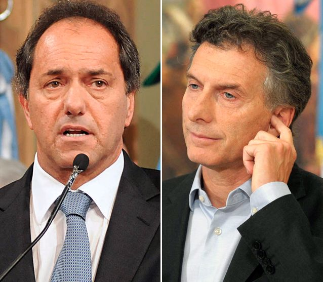 Fuerte cruce epistolar entre Scioli y Macri por la basura