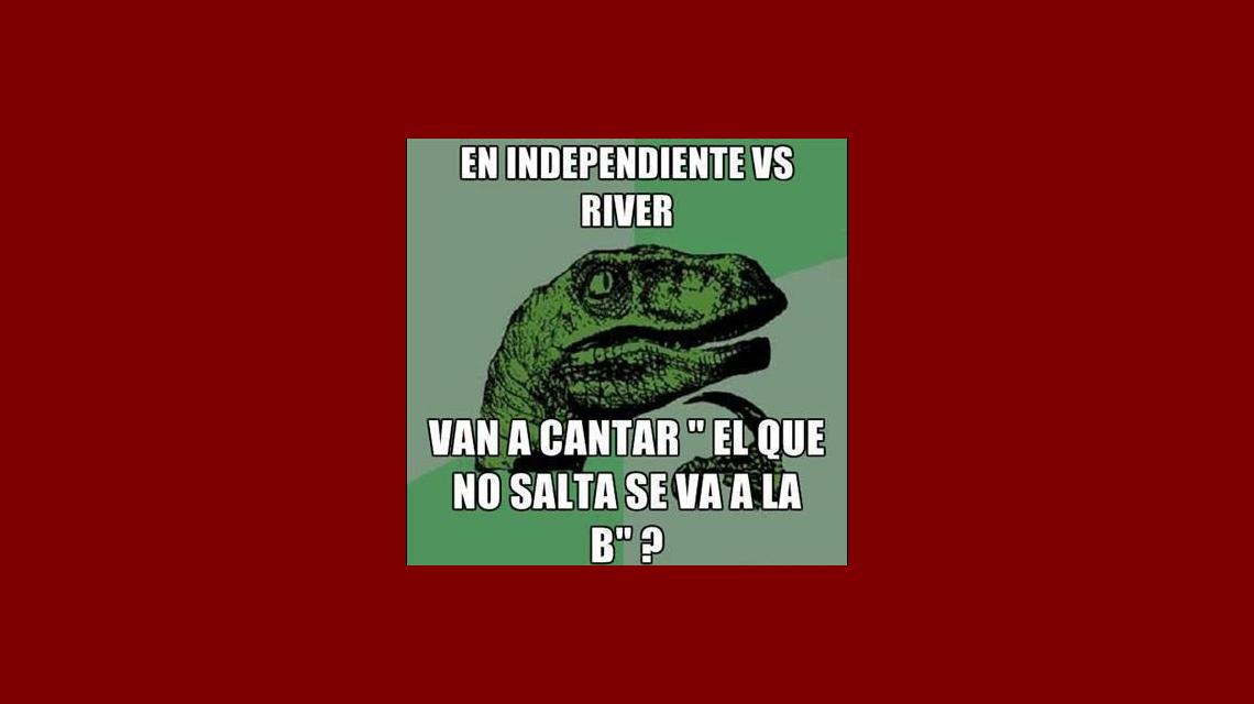 Las cargadas a River e Independiente por el descenso