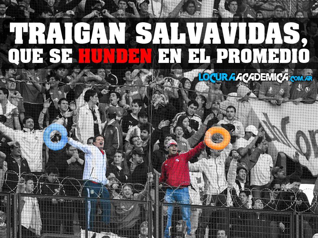 Las cargadas de Racing a Independiente por el descenso