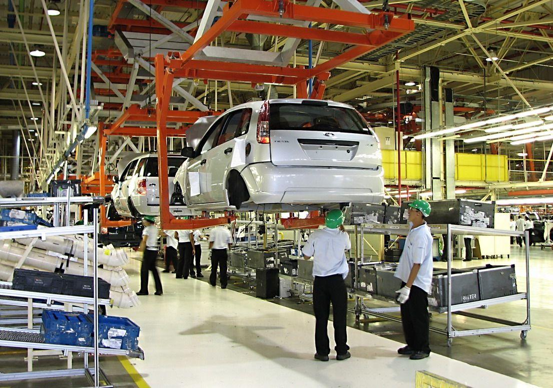 La empresa italiana Fiat cambia de nombre y se muda a Holanda
