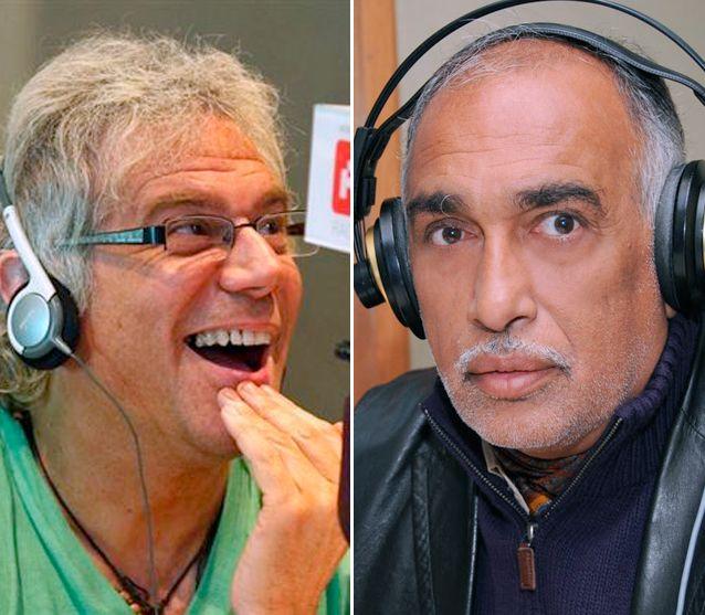 Beto Casella y el Negro Oro lideran la mañana en la radio
