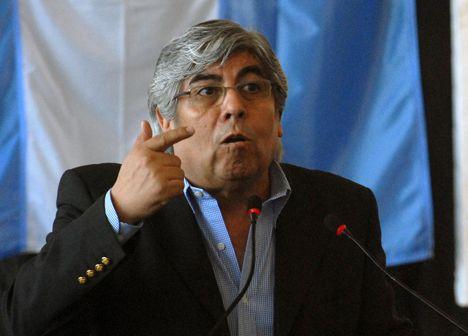 Moyano presentará su partido de cara a las legislativas