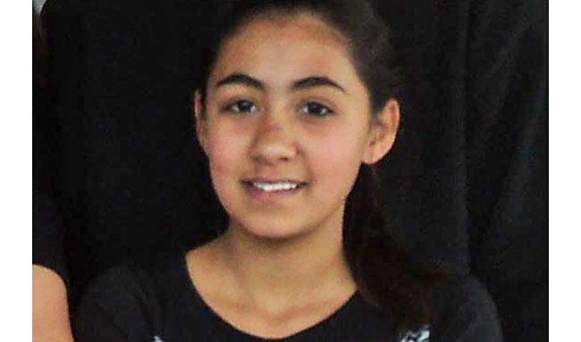 <p>Sofía Viale, de 12 años asesinada y violada por Juan José Janssen</p>