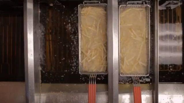 McDonalds revela la receta secreta de sus papas fritas