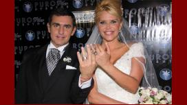 Nazarena Vélez le hizo mala prensa a los atributos de su marido