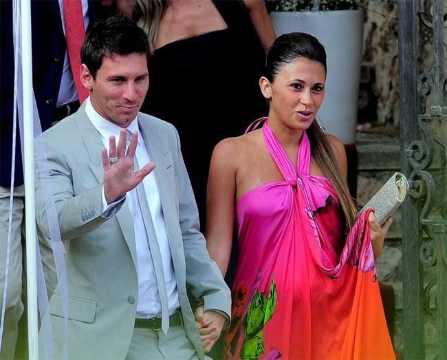 ¿Nació Thiago, el hijo de Lionel Messi?
