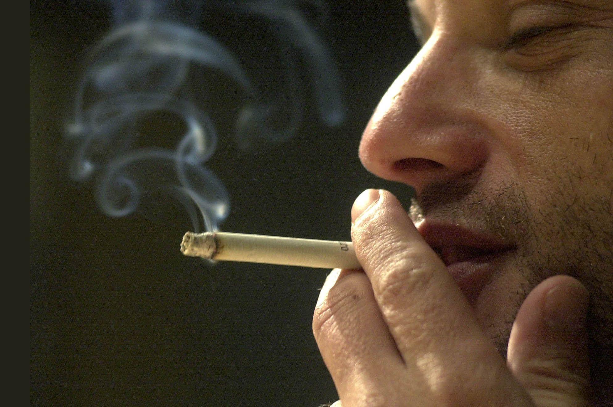 Los cigarrillos aumentan un 4 por ciento desde el próximo lunes