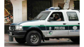 Una mujer prendió fuego a su ex marido y quedó detenida