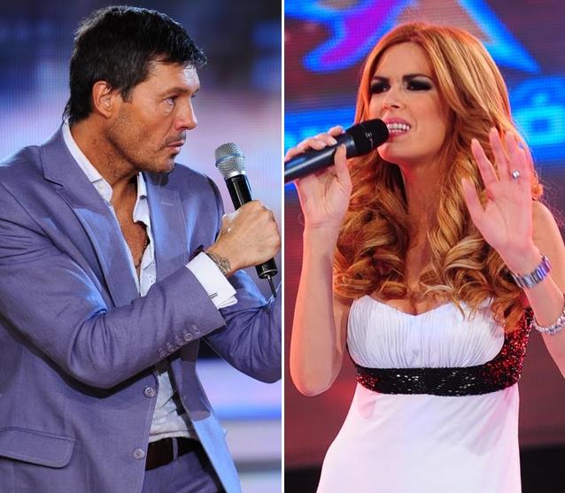 Se recalienta la pelea entre Marcelo Tinelli y Viviana Canosa