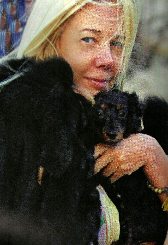El despecho de Mariana Nannis por el engaño de su marido Claudio Caniggia