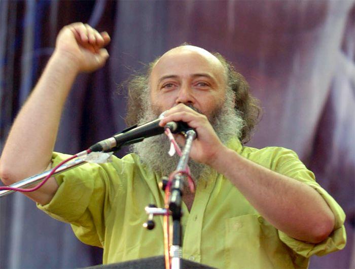 Emilio Pérsico lidera el Movimiento Evita