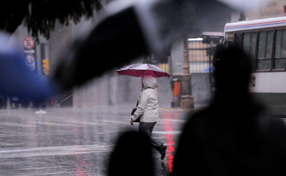 Agosto podría convertirse en el más lluvioso de la historia