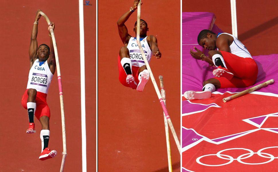 Espectacular Accidente En El Salto Con Garrocha Juegos Olimpicos