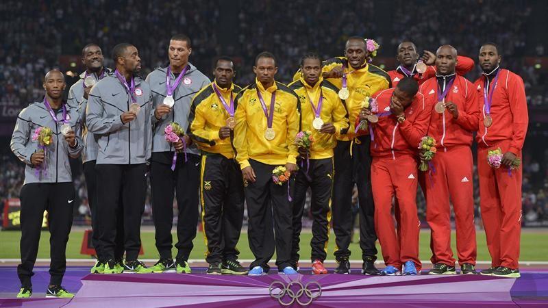 Estados Unidos quedó como líder en el medallero final