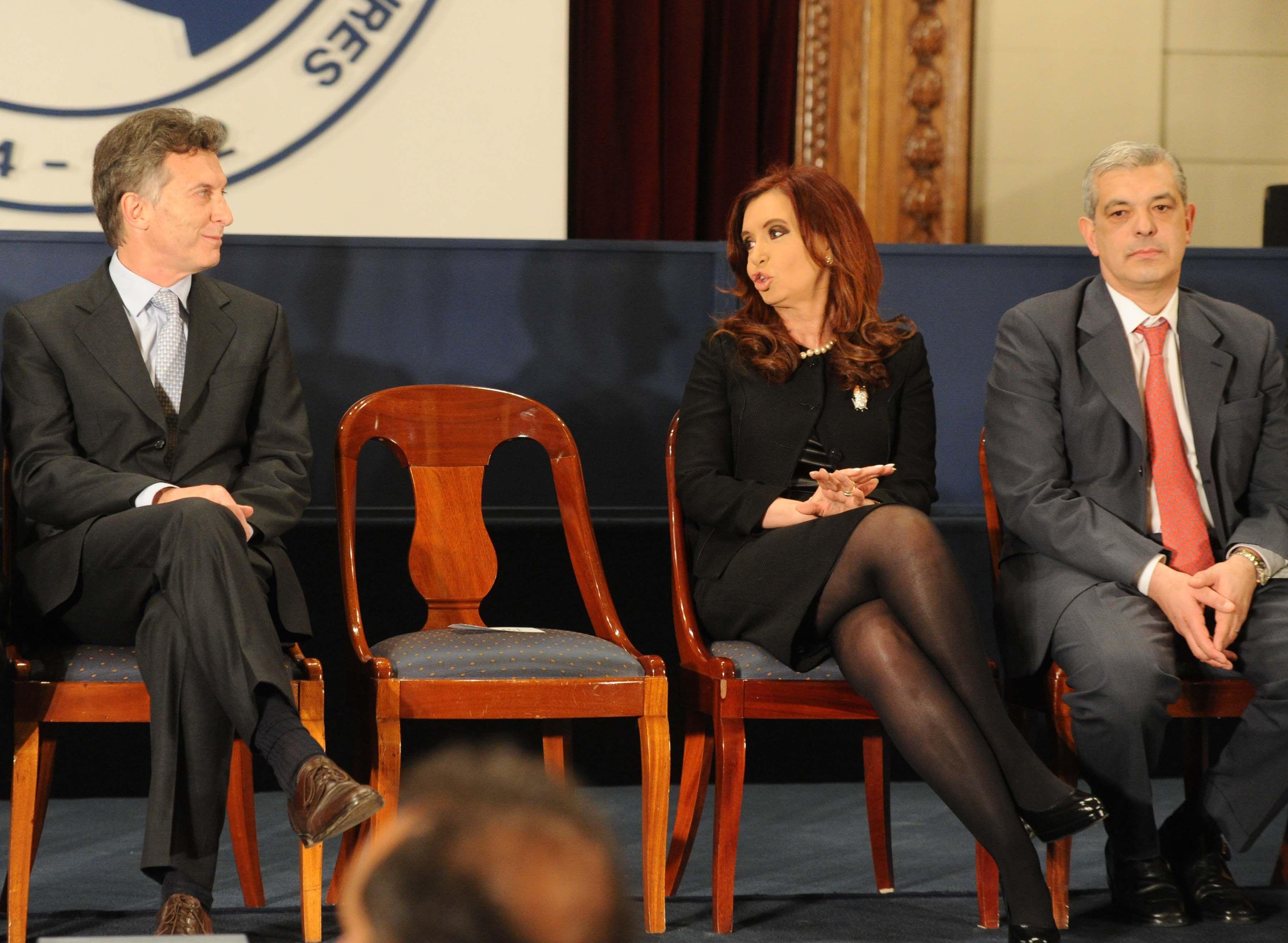 Cristina Kirchner pidió que citen como testigo a Mauricio Macri en la causa de los cuadernos