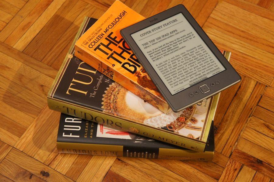 Los tres mejores dispositivos para leer libros digitales