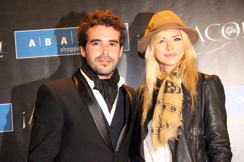 Eugenia Suárez y Nicolás Cabré
