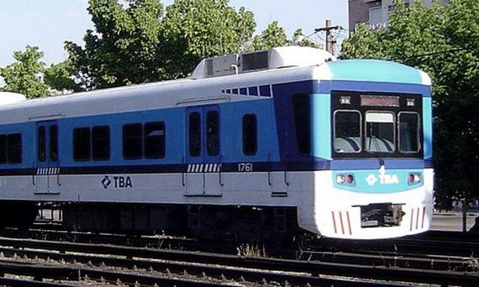Nuevos horarios para el ex ferrocarril Sarmiento por obras