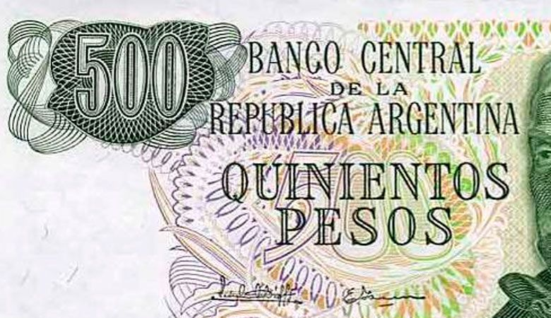 Proponen imprimir nuevos billetes de 200 y 500 pesos de plástico