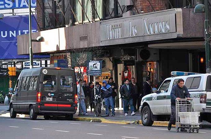Cien contribuyentes VIP usaban un hotel como cueva fiscal