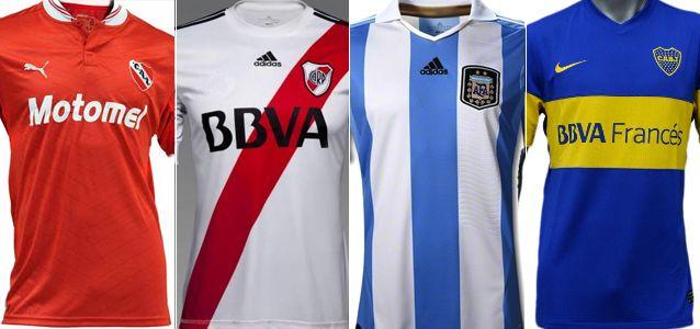 ¿Cuáles son las camisetas más caras del fútbol argentino  910133ba4cf8f